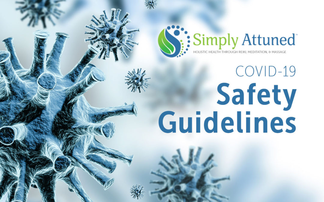 New COVID-19 Safety Guidelines